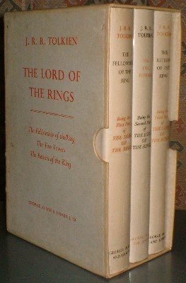 The Lord of the Rings Boxed Edition, 1960