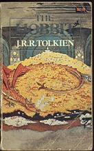 The book that started it all - The Hobbit. 4th Paperback Edition 1981