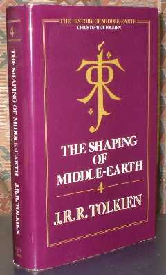 The Shaping of Middle-earth - First Edition