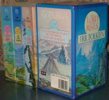 The Lord of the Rings. Reissued Edition. 1986