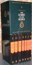 The Lord of the Rings. 1st Seven Volume Edition 1999.
