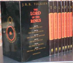 The Lord of the Rings. Seven Volume Paperback Edition 1999.