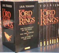 The Lord of the Rings. Film Edition 2001.