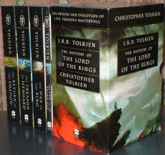 The History of The Lord of the Rings boxed set. 2002