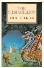 The Silmarillion. 2nd Paperback Edition. 1990