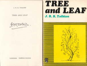 Tree and Leaf. Unwin Books. 1966. PB
