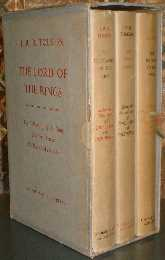 The Lord of the Rings. Boxed Edition 1960-61