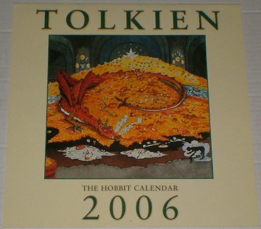 Tolkien 2006 - The Hobbit Calendar
