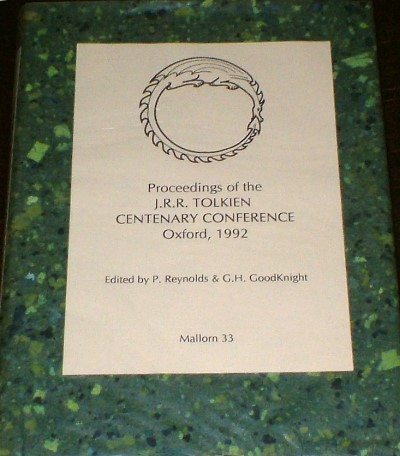 Proceedings of the Centenary Conference. 1995