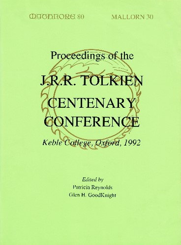Proceedings of the Centenary Conference. 1995/1996
