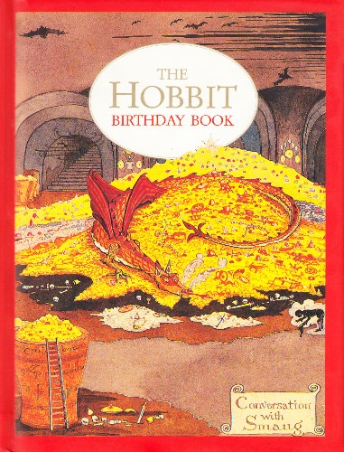 The Hobbit Birthday Book. 1991