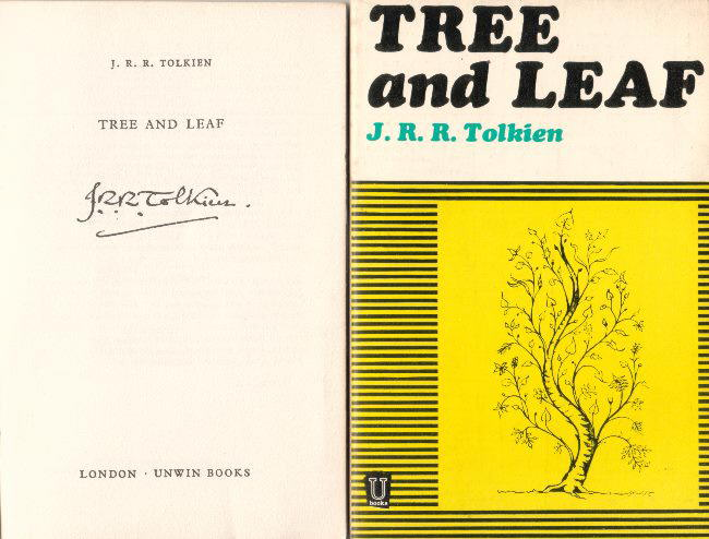 Tree and Leaf. 1966