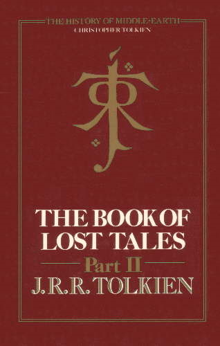Book of Lost Tales, Part II. 1986