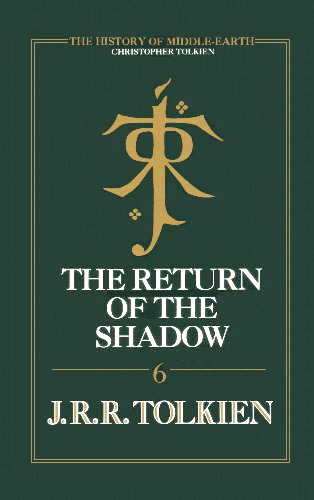 Return of the Shadow. 1993