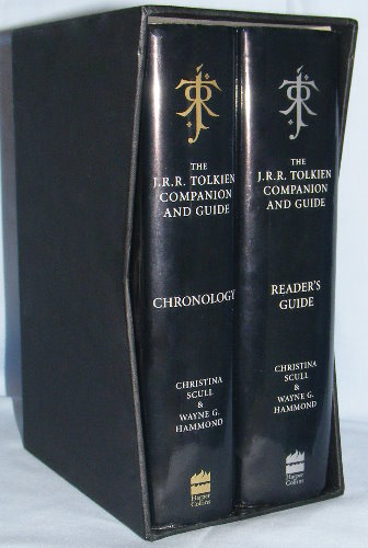 J.R.R. Tolkien Companion and Guide. 2006
