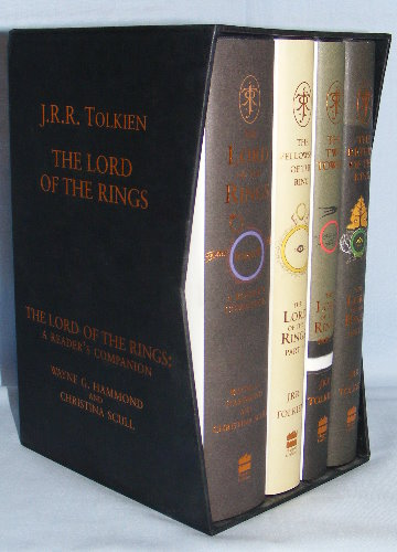 Lord of the Rings & Reader�s Companion. 2005