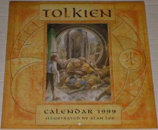 Tolkien Calendar 1999. Issued shrink-wrapped.