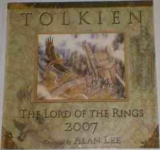 Tolkien - The Lord of the Rings 2007. Issued shrink-wrapped.