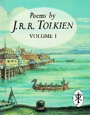 Poems by J.R.R. Tolkien Volume I. 1993. Miniature hardback in dustwrapper.<br>