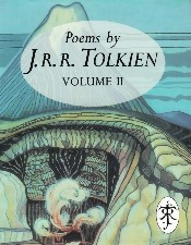Poems by J.R.R. Tolkien Volume II. 1993. Miniature hardback in dustwrapper.<br>