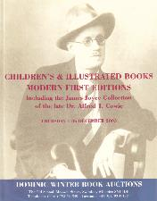 Children�s and Illustrated Books. 2003. Auction catalogue.