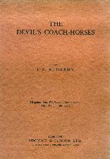 Devil's Coach-Horses. 1925. Booklet.
