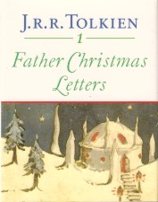 Father Christmas Letters 1. 1994. Miniature hardback in dustwrapper.