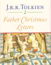 Father Christmas Letters 2. 1994. Miniature hardback in dustwrapper.