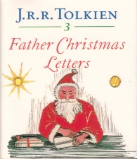 Father Christmas Letters 3. 1994. Miniature hardback in dustwrapper.