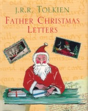 Letters from Father Christmas. 1998. Miniature hardback in dustwrapper.