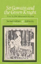 Sir Gawain and the Green Knight. 1967. Hardback in dustwrapper.