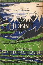 The Hobbit. 1951. Hardback in dustwrapper.