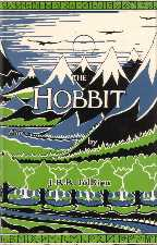 The Hobbit. 1978. Hardback in dustwrapper.