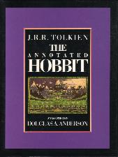 The Annotated Hobbit. 1988. Hardback in dustwrapper.