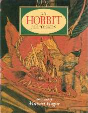 The Hobbit. 1992. Hardback in dustwrapper.