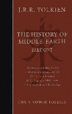 History of Middle-earth, Part I. 2002. Hardback in dustwrapper.
