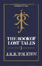 Book of Lost Tales, Part I. 1988. Hardback in dustwrapper.