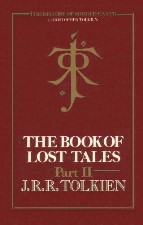 Book of Lost Tales, Part II. 1984. Hardback in dustwrapper.