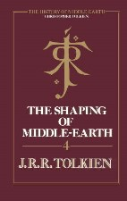 Shaping of Middle-earth. 1988. Hardback in dustwrapper.