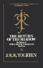 Return of the Shadow. 1991. Hardback in dustwrapper.