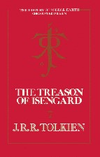 Treason of Isengard. 1989. Hardback in dustwrapper.