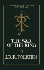 War of the Ring. 1990. Hardback in dustwrapper.