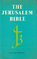 Jerusalem Bible. 1966. Hardback in dustwrapper.