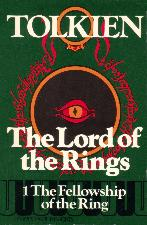 The Fellowship of the Ring. 1976. Paperback.