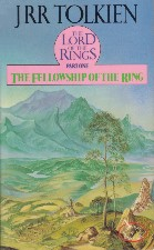 The Fellowship of the Ring. 1986. Paperback.