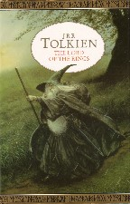 The Lord of the Rings. 1991. Hardback in dustwrapper.
