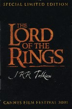 The Lord of the Rings. 1995. Paperback.