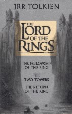 The Lord of the Rings. 2002. Hardback in dustwrapper.