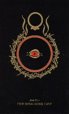The Ring Goes East. 1999. Hardback. Issued in a slipcase.
