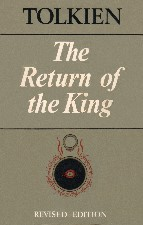 The Return of the King. 1966. Hardback in dustwrapper.